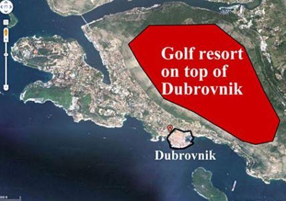 Golferi prodavaju zemljište na Srđu namijenjeno za izgradnju igrališta za građane?